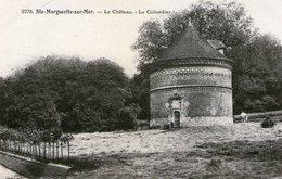 PAS CHER - Seine Maritime - 76 - Sainte Marguerite Sur Mer - Château De La Tour - Colombier Pigeonnier - Allouville-Bellefosse