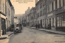 BENEVENT L'ABBAYE : Route De Marsac - Bon état (un Petit Pli D'angle) - Benevent L'Abbaye