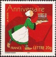 "FR YT 3778 "" Timbre Anniversaire, Bécassine "" 2005 Neuf** - Neufs"