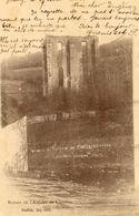 - Ruines De L'Abbaye De CHERLIEU (70) -     -21169- - France