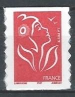 "FR Adhesif YT 49A Ou 3744 "" Lamouche SV Rouge "" 2005 Neuf - Adhesive Stamps"