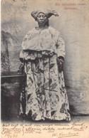 SURINAME Surinam - Ilandsche Vrouw / Femme Ilandaise / Ilandsche Frau - CPA 1905 AMERIQUE SUD South America Sudamerica - Surinam
