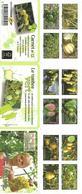 Carnet Flore. Fruits De France Et Du Monde  2012 - KlebeBriefmarken