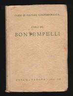 BONTEMPELLI - Società, Politica, Economia