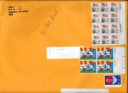 Stati Uniti/United States/États Unis:  Lettera, Letter, Lettre - Vereinigte Staaten