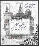 België/Belgique 2012 - BL203xx - Brugge - Bruges. - Blocks & Sheetlets 1962-....
