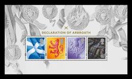 Great Britain 2020 Declaration Of Arbroath MNH ** - Ongebruikt