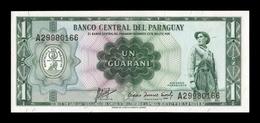 Paraguay 1 Guaraní L.1952 (1963) Pick 193b SC UNC - Paraguay
