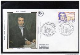 FDC  - 3257 - René Caillié - 1990-1999
