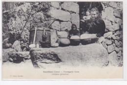 SARTENE : Fromagerie Corse (toujours Primitive) - Très Bon état - Sartene