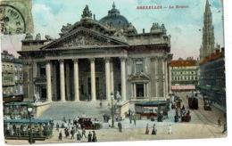 Bruxelles La Bourse  Tram - Autres