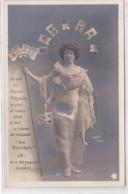 """BIARRITZ : Carte Postale Publicitaire Pour L'éditeur De Carte Postale """"Au Souvenir"""" (photo Montage) - Très Bon état - Biarritz"""