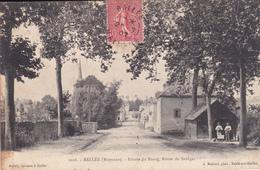 Ballée Entrée Du Bourg Route De Saulges éditeur Aubry épicerie J Malicot - Sonstige Gemeinden