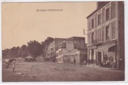 SAINT QUAY PORTRIEUX : Le Crédit Lyonnais - Très Bon état - Saint-Quay-Portrieux