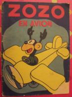 Zozo En Avion. Franchi. René Touret, La Châtre, 1943. - Other