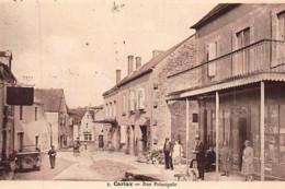 CARLUX : Rue Principale - Très Bon état - France