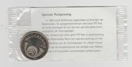 Penning-jeton-token Speciale Postpenning PTT-post I.s.m. Nederlandse Munt - Zonder Classificatie