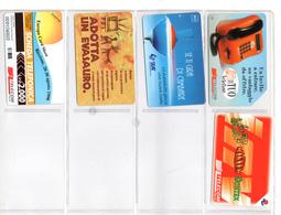 BLOCCO SCHEDE TELEFONICHE - Telefonkarten
