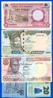 Nigeria  10  Billets  Sup  9  Billets     Neuf - Nigeria