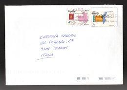 SPAGNA :  Comunità Autonome  -  2 Val.  Su Lettera   Del   2.01.2010 - 1931-Heute: 2. Rep. - ... Juan Carlos I