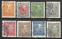 Iceland 1902 - King Christian IX - Usados