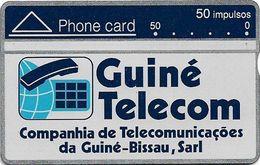 Guinea Bissau - Guine Telecom -  408A - 08.1994, 50Units, 25.000ex. Used - Guinée-Bissau