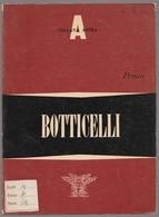 BOTTICELLI - Art, Design, Décoration