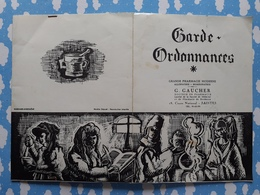 GARDE ORDONNANCES PHARMACIE GAUCHER SAINTES - France