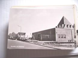 Nederland Holland Pays Bas Boskoop Met Kerk En Omgeving - Boskoop