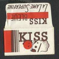 Razor Blade KISS Old Vintage WRAPPER (see Sales Conditions) - Razor Blades
