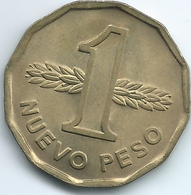 Uruguay - 1976 - 1 Peso - KM69 - Uruguay
