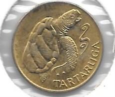 *Cape Verde 1 Escudo  1994  Km 27 Unc /ms63 - Cap Vert