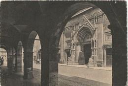 1246 - PESARO - Portici E Chiesa Di S. Agostino. - Pesaro