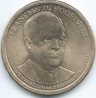 United States - Dollar - 2014 D - Franklin D. Roosevelt - KM574 - EDICIONES FEDERALES
