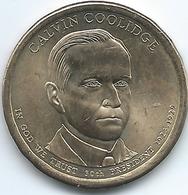 United States - Dollar - 2014 P - Calvin Coolidge - KM572 - EDICIONES FEDERALES