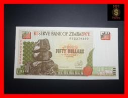 ZIMBABWE 50 $  1994  P. 8  UNC - Zimbabwe