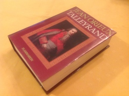 1982, TALLEYRAND PAR JEAN ORIEUX, ÉDITIONS FLAMMARION - History