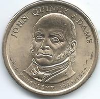 United States - Dollar - 2008 D - John Quincy Adams - KM427 - EDICIONES FEDERALES