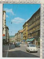TRIESTE VIA G. CARDUCCI NO VG + AUTO - Trieste (Triest)