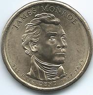 United States - Dollar - 2008 D - James Monroe - KM426 - EDICIONES FEDERALES