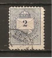 Hungría-Hungary Nº Yvert 18 (A) (usado) (o) - Hungría
