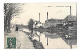 (26987-80) Amiens - Les Bords De La Somme - Amiens