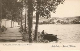 Boitsfort : Rue De L'Etang - Watermael-Boitsfort - Watermaal-Bosvoorde