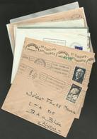 Lot De Flammes Diverses - Poststempel (Briefe)