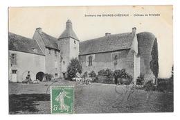 (26993-87) Grands Chézeaux - Château De Rhodes - France