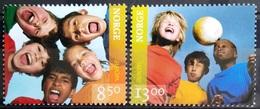 EUROPA        ANNEE 2006        NORVEGE         N° 1536/1537           NEUF** - 2006