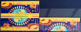 EUROPA        ANNEE 2006        UKRAINE         N° 715/716 + C 717           NEUF** - 2006