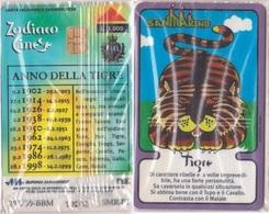 519/ San Marino, Horoscope Tigre - Saint-Marin