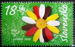 EUROPA        ANNEE 2006        SLOVAQUIE         N° 462           NEUF** - Europa-CEPT