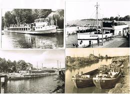 Lot 63 Ansichtskarten Motiv Schiff, In- Und Ausland - Cartes Postales
